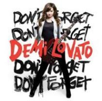Demi Lovato DON'T FORGET