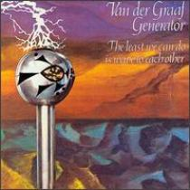 Van der Graaf Generator The Least We Can Do Is Wave to Each Other