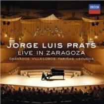 PRATS JORGE LUIS PRATS-LIVE IN ZARAGOZA