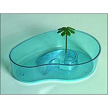 Savic Želvárium plastové s palmou 1ks