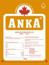 Anka Light 15 kg