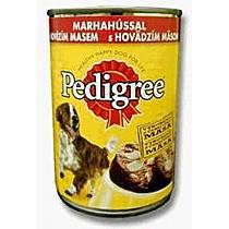 Pedigree Adult hovězí v želé  400g