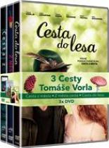 3 Cesty Tomáše Vorla DVD