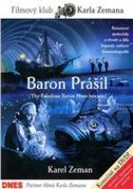 Baron Prášil DVD