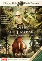 Cesta do pravěku DVD