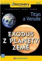 Exodus z planety Země 1 DVD