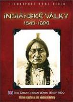 Indiánské války (1540 - 1890) DVD