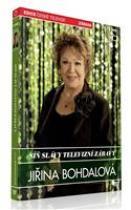 Jiřina Bohdalová (Síň slávy televizní zábavy) DVD