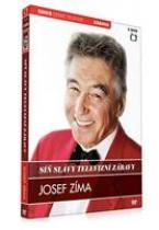 Josef Zíma (Síň slávy televizní zábavy) DVD