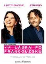 Láska po francouzsku DVD