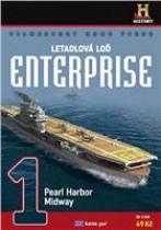 Letadlová loď Enterprise 1 DVD