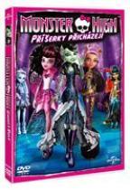 Monster High: Příšerky přicházejí DVD