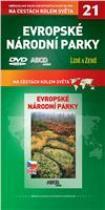Na cestách kolem světa 21 - Evropské národní parky DVD