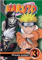 Naruto 3 DVD