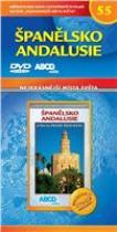 Nejkrásnější místa světa 55 - Španělsko - Andalusie DVD