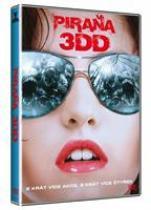 Piraňa 3DD DVD