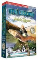 Rybí legendy Jakuba Vágnera 1. série DVD