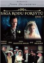 Sága rodu Forsytů DVD 7 DVD