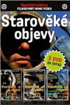 Starověké objevy DVD kolekce