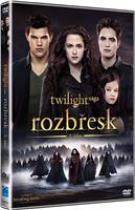 Twilight sága - Rozbřesk 2. část DVD