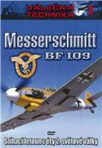 Válečná technika 2: Messerschmitt BF 109 DVD