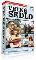 Velké sedlo DVD