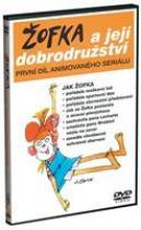 Žofka a její dobrodružství 1 DVD