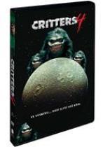 Critters 4 DVD