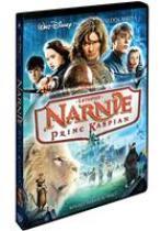 Letopisy Narnie: Princ Kaspian DVD