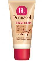 Dermacol Toning Cream 2in1-bronze 30ml