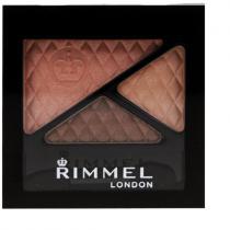 Rimmel London Glam Eyes Trio Eye Shadow 4,2g 750 Tempting