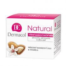Dermacol Natural Mandlový Noční Krém 50ml
