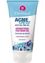 Dermacol AcneClear Antibacterial Face Wash Gel 150ml