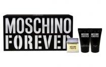 Moschino Forever EdT M - Edt 4,5ml + 25ml sprchový gel + 25ml balzám po holení