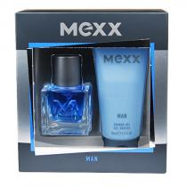 Mexx Man EdT M - Edt 30ml + 50ml sprchový gel