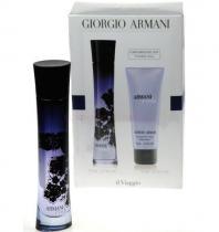 Giorgio Armani Code Women EdP W - Edp 75ml + 75ml tělové mléko
