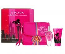 Escada Sexy (Pink) Graffiti 2011 EdT W - Edt 50ml + 50ml tělové mléko + taštička