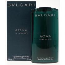 Bvlgari Aqva Pour Homme Sprchový gel 200ml