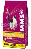IAMS Cat Senior & Mature 7+ 1,5 kg