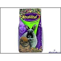 Beaphar X-traVital králík 2,5kg