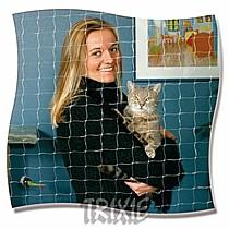 Trixie síť pro kočky 4x3m