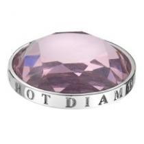 Hot Diamonds Rose Coin