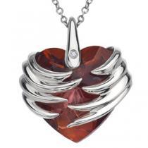 Hot Diamonds Angel Heart Magma