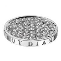 Hot Diamonds Ice Sparkle Coin