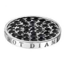Hot Diamonds Midnight Sparkle Coin