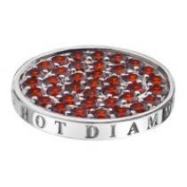 Hot Diamonds Fire Sparkle Coin