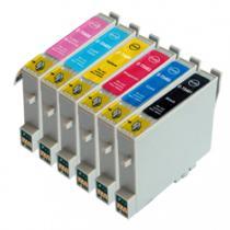 Coink kompatibilní s EPSON T0487 - Multipack