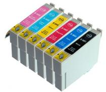 Coink kompatibilní s EPSON T0807 Multipack