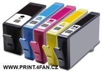 Coink kompatibilní s HP 5 ks 364 BK / PBK / C / M / Y Multipack