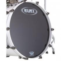 "MAPEX 0318-622BB 22""BD Black Head,Lo"